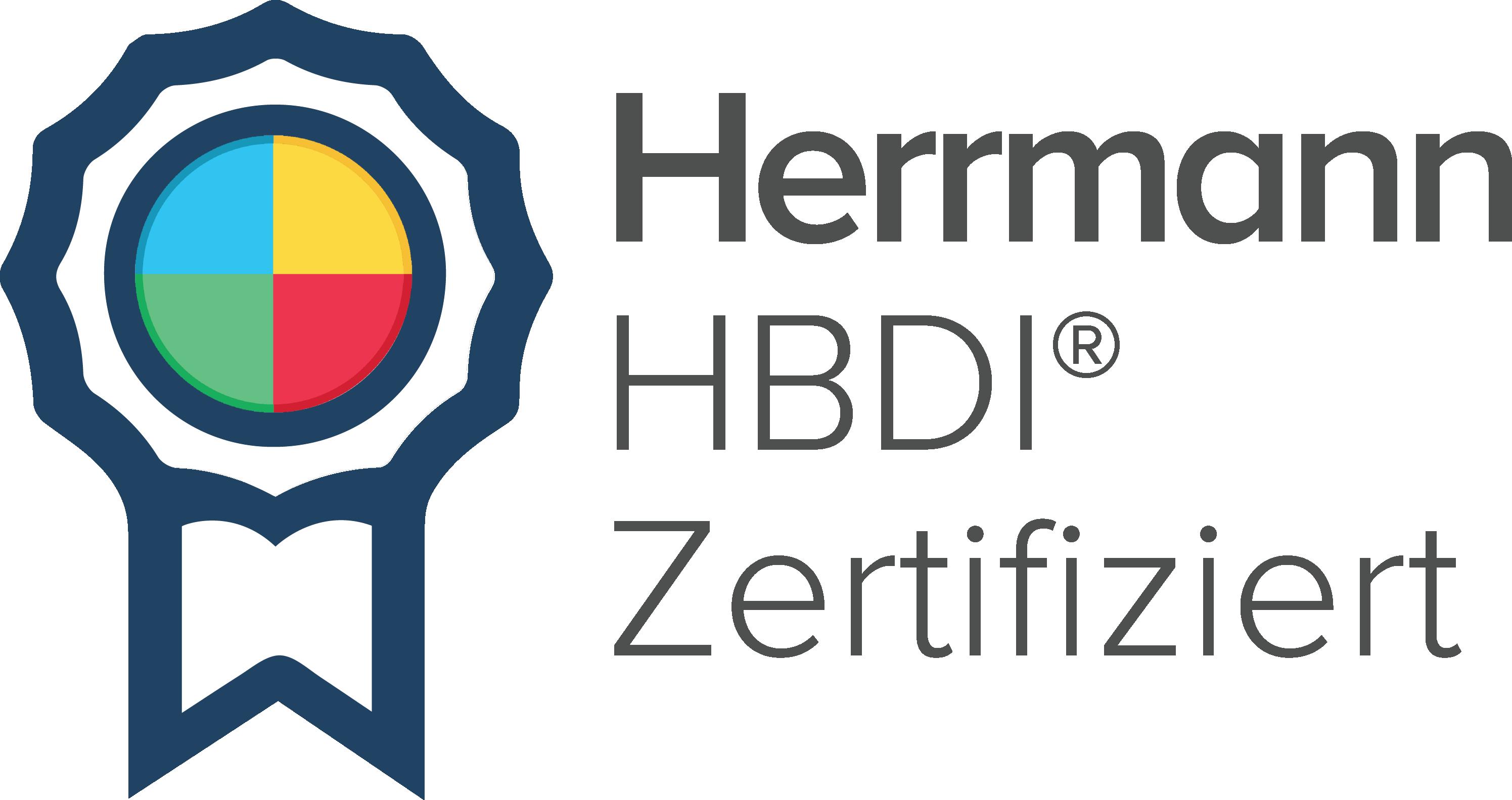 HBDI-Zertifiziert